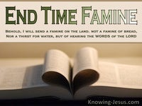 End Time Famine